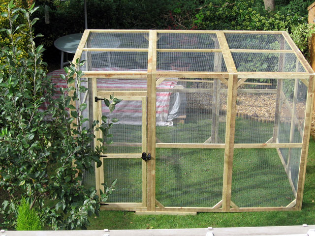 Outdoor Bird Aviaries For Sale